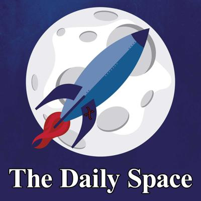 Cover art for The Daily Space - Variable Star Rhythms, Europa's Plumes, Pluto's Haze & Dr. Catherine Johnson
