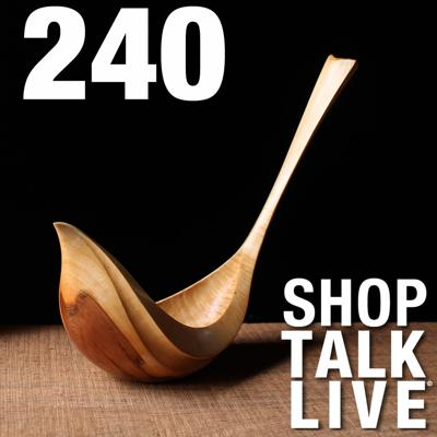 Cover art for STL240: Nature is Dave Fisher's design partner