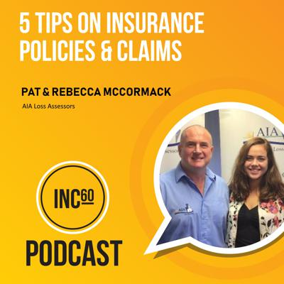 Cover art for 5 Tips on Insurance Business Policies & Claims in Ireland