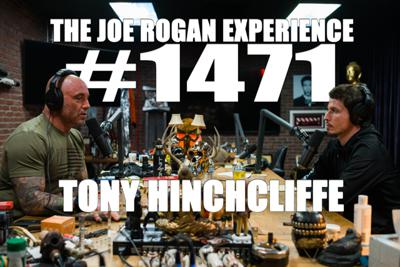 Cover art for #1471 - Tony Hinchcliffe