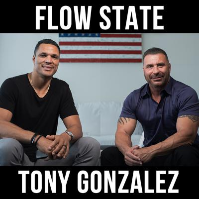 Cover art for Flow state - with Tony Gonzalez