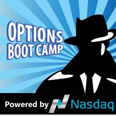Options Boot Camp is designed to help get you into peak options trading shape by teaching you options trading inside and out, basic to complex. Listeners can even submit their own options questions to be answered on the show.