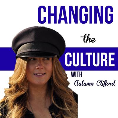 Maine Law Enforcement Officer Autumn Clifford created the Changing the Culture Podcast to support first responders and their families. Autumn's main focus is emotional and spiritual wellness for sheepdogs everywhere. Many say that listening to Autumn is like pulling  up car to car with her.   The podcast itself has transformed from talking just about patrol stuff to helping sheepdogs and their families. The focus of this podcast is to help sheepdogs survive on duty as well as off duty. The approach is focused on helping listeners to stay connected to themselves through various tools and tactics Autumn herself has used to overcome her battles of injury, depression and anxiety.   Please be advised that this is an explicit podcast and swearing is frequent on this show. The show is set up like officers would interact with one another and may not be appropriate for all audiences. Listener discretion is advised.