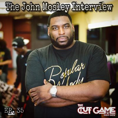 Cover art for #35  The John Mosley A.K.A. Popular Nobody Phone Interview