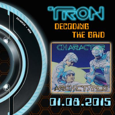 Cover art for 30 TRON Character Archetypes