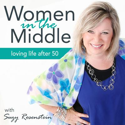 Women in the Middle is a podcast for women over 50 who don't want to let life pass them by. You'll learn from someone who knows what it's like to be stuck in a midlife funk and want to change but not know what to do. Master Certified Life Coach Suzy Rosenstein shares the mindfulness skills, tools and upbeat perspective you need to stop wasting valuable time, do midlife on purpose and get excited about your life again. Download a free guide to help you get unstuck at https://suzyrosenstein.com/ninesecrets/
