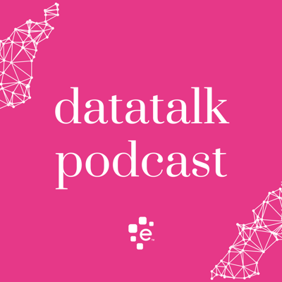 Experian's DataTalk is a fun show featuring data science leaders and technologists from around the world. We talk about artificial intelligence, machine learning, deep learning, computer vision, data visualizations, data ethics, data philanthropy, and much more. Hosted by Mike Delgado