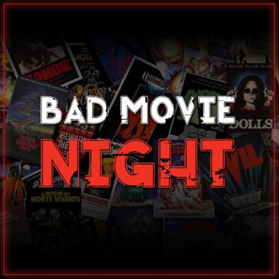 We watch and discuss bad sci-fi and  horror movies. Join us for the fun!