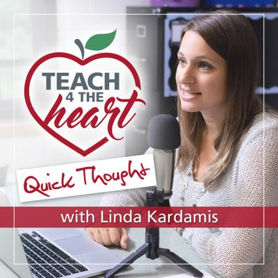 Cover art for QT: What Does it Mean to Teach 4 the Heart?