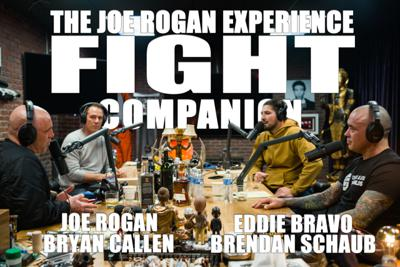 Cover art for Fight Companion - January 9, 2020