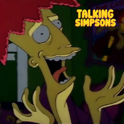 Cover art for Talking Simpsons - Krusty Gets Busted (Revisited) With KC Green
