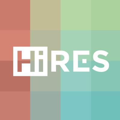 Hi-Res is a one-on-one podcast with creatives in the Philadelphia advertising community about the experiences that have helped shape their careers and influence their work.