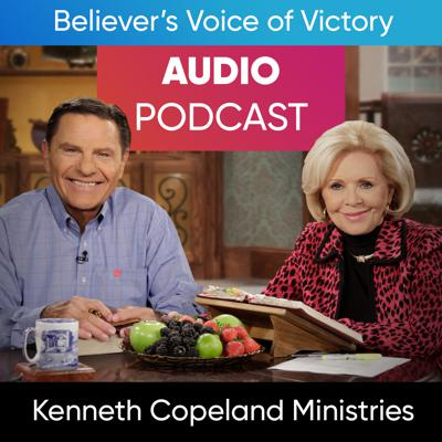 Over the years, Kenneth and Gloria Copeland have delivered Bible-based teachings about faith, love, healing, prosperity, redemption, righteousness, the anointing and the principles of victorious Christian living. KCM has gone around the globe-from Alaska to Australia, from Eastern Europe to Africa, from remote islands in the Pacific to crisscrossing the United States-just to bring you the news that Jesus Is Lord, no matter where you are.                     With today's busy schedules, it may be difficult to find time to watch the Daily Believer's Voice of Victory broadcasts. That's why we've created this Podcast so that you can take advantage of these teachings by listening when it's convenient for you.                  Visit www.kcm.org for additional resources.