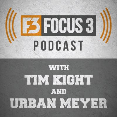 The Focus 3 Podcast is hosted by Tim Kight and Urban Meyer. Tim is the founder and CEO of Focus 3, a firm whose mission is to help companies around the world align the power of leadership, culture, and behavior to achieve exceptional results. Urban Meyer is one of the most successful head coaches in college football history having won three national championships. Together, they discuss the fundamentals of building exceptional teams, organizations, and people.