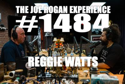 Cover art for #1484 - Reggie Watts