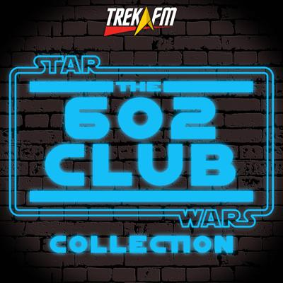 A special collection of Star Wars episodes from Trek.fm's general geek podcast, The 602 Club. Join host Matthew Rushing and his ever-changing panel of guests as they discuss that galaxy far, far away.