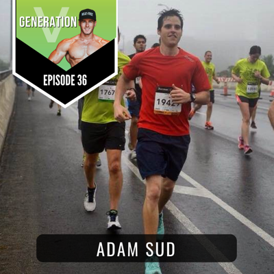 Cover art for How Adam Sud Overcame an Adderall Addiction, Lost 200 Pounds, and Learned to Love Himself