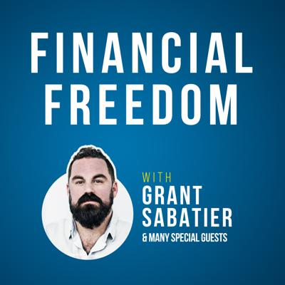 Money only matters if it helps you live a life you love. On the Financial Freedom podcast we interview remarkable people and share strategies for mastering money and living a meaningful life. Topics include personal finance, investing, side hustling, real estate, entrepreneurship, early retirement, and more. Financial Freedom is hosted by Grant Sabatier, author of Financial Freedom and creator of Millennial Money. Grant reached financial independence and