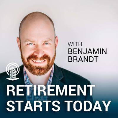 Benjamin Brandt wants to teach you how to retire! Listen in as Benjamin Brandt CFP©, RICP© answers the questions on the minds of the modern retiree, often joined by the top experts in the retirement planning industry.  Do you enjoy Dave Ramsey and Freakonomics? Check out Retirement Starts Today Podcast.  Ask Benjamin a question here: https://retirementstartstodayradio.com/ask-a-question/