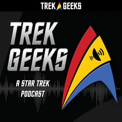 The Biggest Little Show This Side of the Alpha Quadrant!  Trek Geeks is a casual discussion on Star Trek between two friends that have known each other for 20 years. Each week, Dan Davidson and Bill Smith will highlight various Star Trek topics covering The Original Series, The Next Generation, Deep Space Nine, Voyager, and Enterprise...as well as the new feature films and independently produced shows!   In addition, they'll stump one another with trivia and have conversations with various contributors and celebrities throughout the Star Trek Universe.