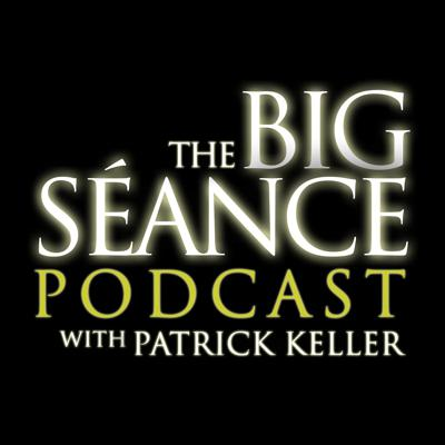 Cover art for Patrick Keller's Recent Library Presentation - Big Seance Podcast: My Paranormal World #160