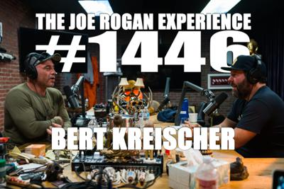 Cover art for #1446 - Bert Kreischer