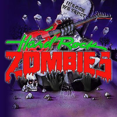 Cover art for Hard Rock Zombies (1985)