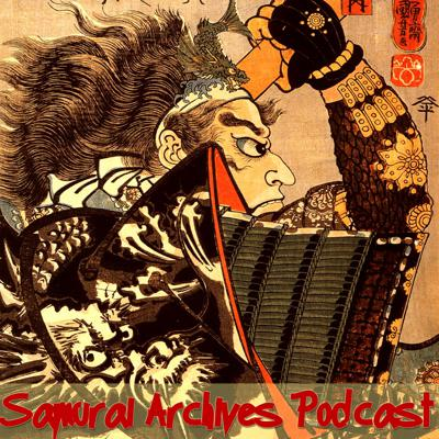 Follow your hosts on a trek into Japanese history, from ancient Japan to the end of the Samurai and all points in between - culture, warfare, literature, and interviews.  The Official Podcast of the Samurai Archives Japanese History page.