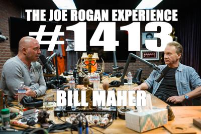Cover art for #1413 - Bill Maher