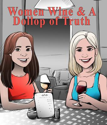 Women Wine and Dollop of Truth's podcast