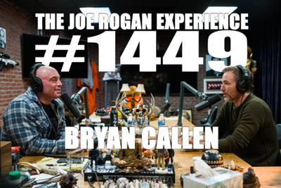 Cover art for #1449 - Bryan Callen