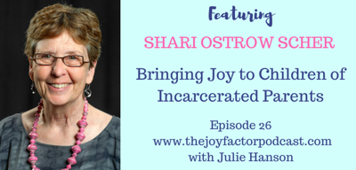Cover art for Bringing Joy to Children of Incarcerated Parents