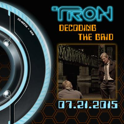 Cover art for 35 TRON: Legacy