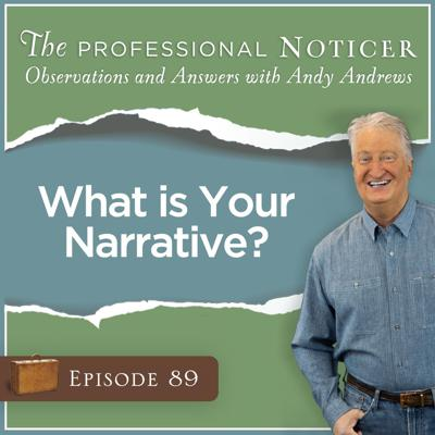 Cover art for What is Your Narrative?