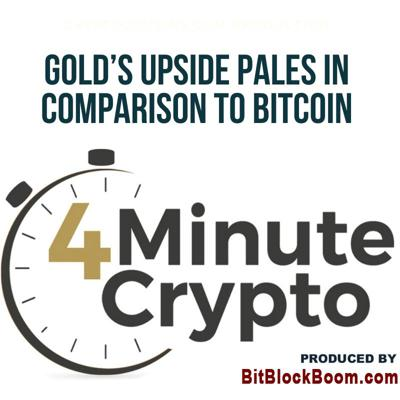 Cover art for Gold's Upside Pales in Comparison to Bitcoin