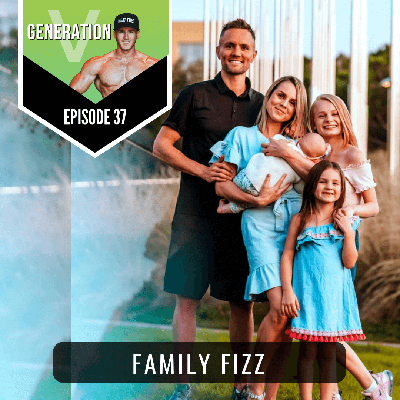 Cover art for The Evolution of Family Fizz with Viral Youtubers Darren and Georgie