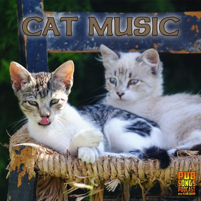 Cover art for Cat Music... and Kilts? #204