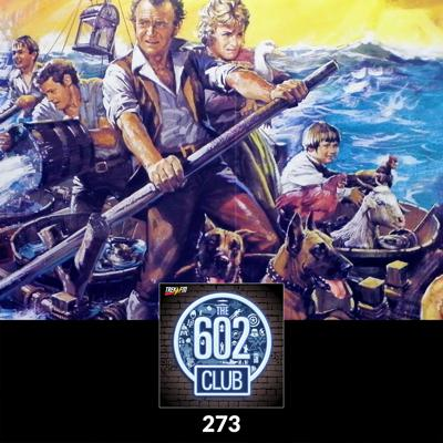 Cover art for 273: The Ultimate in Social Distancing