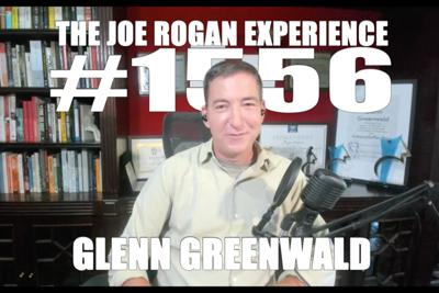 Cover art for #1556 - Glenn Greenwald