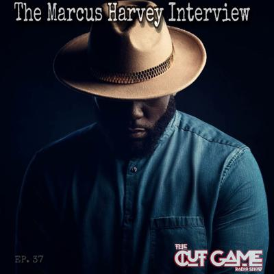 Cover art for #37  The Marcus Harvey Phone Interview
