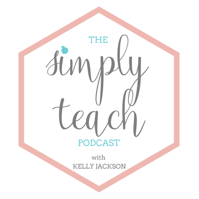 The Simply Teach Podcast is a podcast by teachers for teachers. The goal of Simply Teach is to encourage classroom teachers right where they are with practical and simple tools to use in your classroom.
