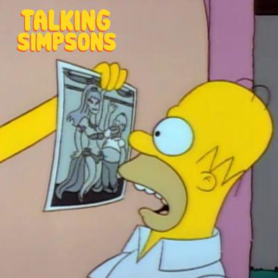 Cover art for Talking Simpsons - Homer's Night Out (Revisited) With Kallie Plagge