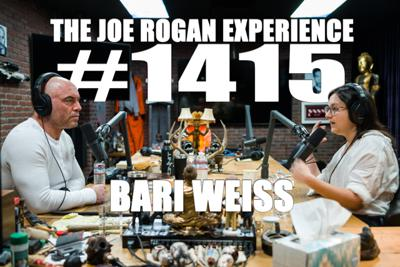 Cover art for #1415 - Bari Weiss