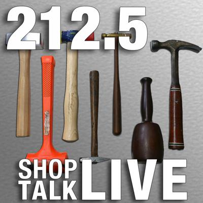 Cover art for STL212.5: What mallets does a woodworker need?