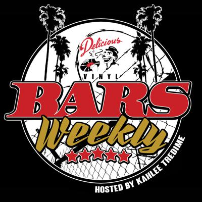 Cover art for Episode 62 - #BarsWeekly with Kahlee TreDime