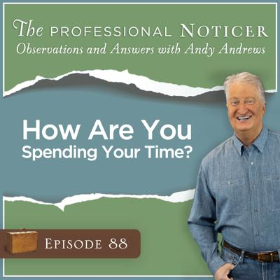 Cover art for How Are You Spending Your Time?