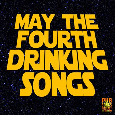 Cover art for Star Wars Drinking Day #206