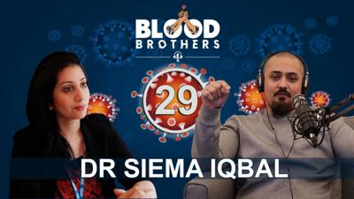 Cover art for [BBUK] EP 29: COVID-19 and NHS breaking point | Dr Siema Iqbal