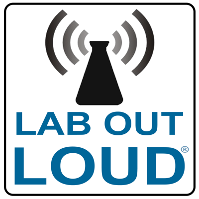 Lab Out Loud is a show about science teaching in the classroom and beyond. Lab Out Loud seeks to explore science education through discussions with educators, researchers, leading scientists, science writers and other guests who are committed to promoting excellence and innovation in science teaching and learning for all.  Support for Lab Out Loud is provided by the National Science Teaching Association (NSTA).