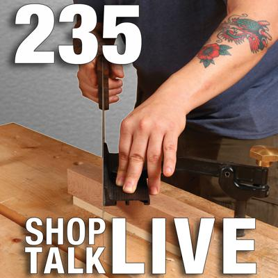 Cover art for STL235: Are saw guides really cheating?